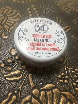"""SMITH'S """"MINTED ROSE"""" LIP BALM BY ROSEBUD PERFUME CO."""
