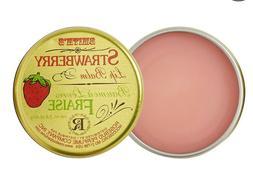 Smith's Strawberry Lip Balm Salve Tin .8 Ounce