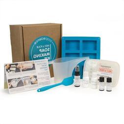 Soap Science DIY Melt & Pour Goat Milk Soap Making Kit - Inc