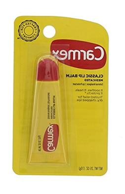 Carmex Soothing Lip Balm, 0.35-oz. Squeezable Tubes