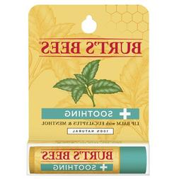 Soothing Lip Balm with Eucalyptus in Blister Box Burt's Bees