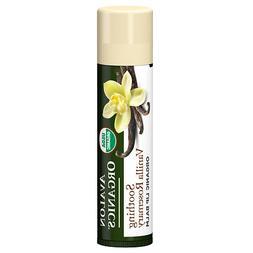 Avalon Organics Soothing Lip Balm Vanilla Rosemary - 0.15 oz
