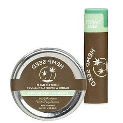 Spearmint Organic Hemp Lip Balm Stick Chap Vegan Natural She