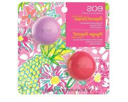 EOS - Spring 2p19 Lip Balm Duo - Limited Ed -  Islland Punch