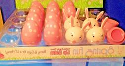 SPRING FUN COTTON CANDY FLAVOR LIP BALM BUNNY EARS OR EASTER