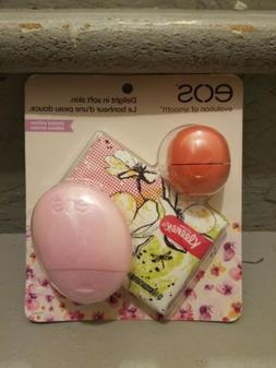 EOS Spring Limited Edition - Grapefruit Balm & Berry Lotion