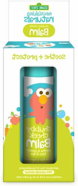 Sesame Workshop Street Nourishing Naturals Lip and Face Balm