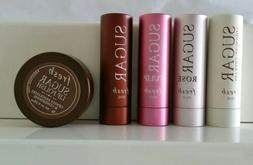FRESH! Sugar Lip Treatment Mini Balm SPF15 Travel Sz 0.07oz