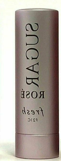 FRESH Sugar Lip Treatment ROSE Balm Tint SPF 15 Plumping  2.