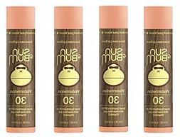 Sun Bum Sunscreen Lip Balm, SPF 30, .15oz Stick, Lip Sunscre