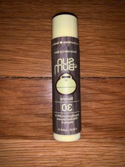 Sun Bum Sunscreen Lip Balm SPF 30 Banana Full Size