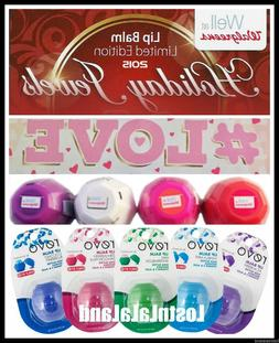 Revo Lip Balm Limited Edition Walgreens & CVS - You Choose