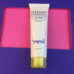 SUPERGOOP! Unseen Sunscreen SPF40 10mL travel size NEW Seale