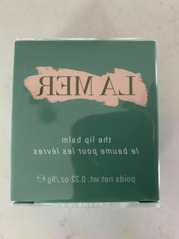 La Mer The Lip Balm 0.32 oz 9g Brand New SUPER FRESH EXP 202