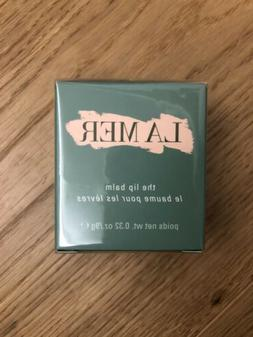 La Mer The Lip Balm 0.32 oz 9g Brand New in SEALED Box Limit