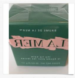 La Mer The Lip Balm 0.32 oz 9g Brand New in SEALED Box 100%