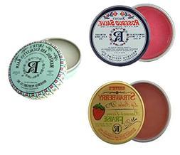 Rosebud Perfume Co. Tin 3 Pack: Smith's Rosebud Salve + Smit