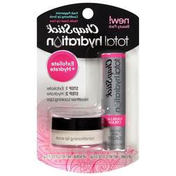 ChapStick Total Hydration Conditioning Lip Scrub, Vanilla Cr