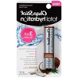 ChapStick Total Hydration  Flavored Lip Balm Tube, 3 in 1 Li