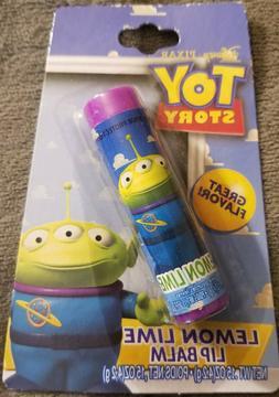 Toy Story lip balm~Lemon Lime~RARE VINTAGE COLLECTIBLE