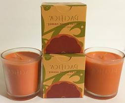 PACIFICA TUSCAN BLOOD ORANGE SOY WAX SCENTED CANDLE 5.5 OZ.