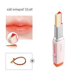Laneige Two Tone Tint Lip Bar 0.07oz No.02 Tangerine Slice