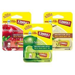 Carmex Ultra Moisturising Lip Balm Lime Twist/ Pomegranate/
