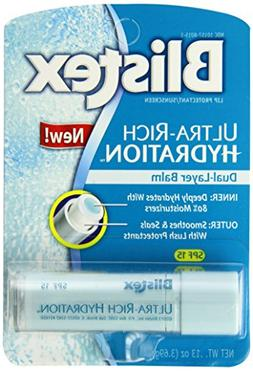 Blistex Ultra Rich Hydration Lip Balm, 0.13 Ounce