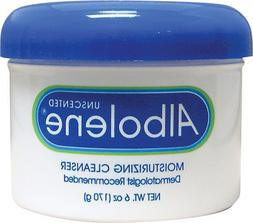 Albolene, Cleanser Cream Unscented - 6 oz by Albolene