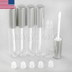 US Stock Empty Lip Balm Bottle 10ML Lip Gloss Tube Travel Co