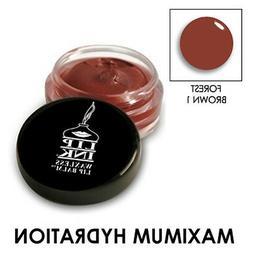 LIP INK Vegan Tinted Lip Balm Moisturizer - Forest Dark Brow