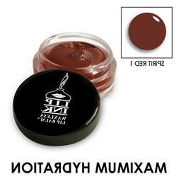 LIP INK Vegan Tinted Lip Balm Moisturizer - Spirit Red - 1