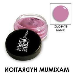 LIP INK Vegan Tinted Lip Balm Moisturizer - Symbolic Plum -