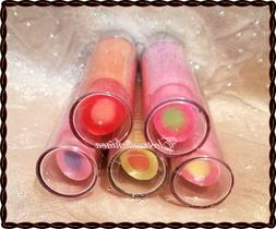 Victoria's Secret BEAUTY RUSH Cute 2 Colors Double Lip Balm~
