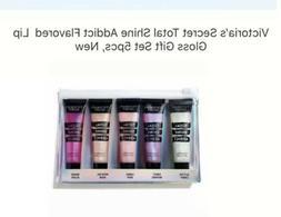 Victoria's Secret Total Shine Addict Flavored  Lip Gloss G