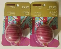 Evolution of Smooth VISIBLY SOFT Lip Balm  LIMITED 2 NEW