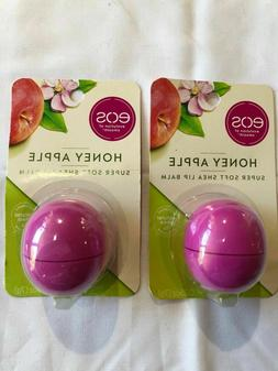 EOS Visibly Soft Lip Balm Sphere Restores & Softens Lips Hon