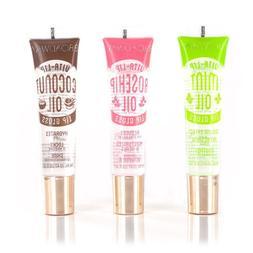 Broadway Vita Lip Gloss Clear Mint Rosehip Coconut Oil Clear