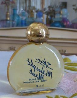 VTG 70s 80s Bonne Bell SKIN MIDNIGHT MUSK Perfume Oil Concen