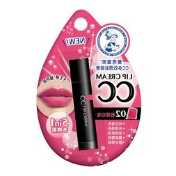 Water Lip Tone Up CC Color Correct Hydrating Lip Balm 02 RO