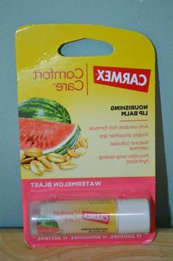 Carmex Watermelon Blast Comfort Care Colloidal Oatmeal Lip B
