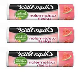 Chapstick Watermelon Splash Tropical Paradise .15 Oz Lip Bal