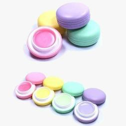 waterproof macaron lip balm available in different