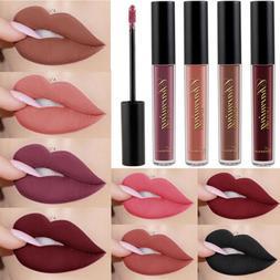 Women's Lip Gloss Lipstick Lot Lipstick Set Matte Lip Color