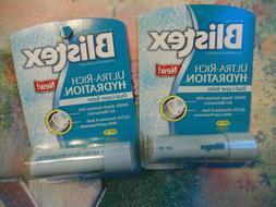 X2 Blistex Lip Balm Ultra-Rich Hydration Dual-Layer Balm Spf