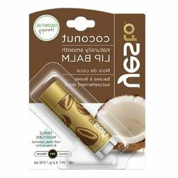 Yes to Coconut Naturally Smooth Lip Balm, Coconut, .15 oz -